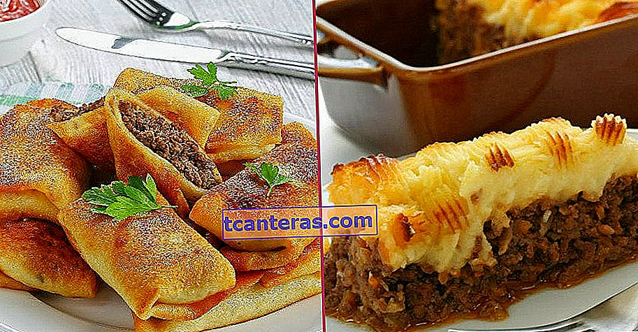 27 recetas diferentes que demuestran que no se pueden hacer solo albóndigas con carne picada