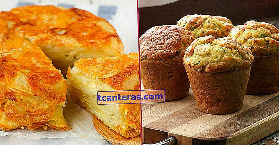 17 recetas de pasteles salados que cambiarán tu perspectiva sobre el pastel