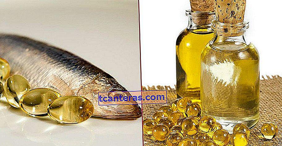 Tiene muchas razones para comenzar a usar ahora mismo: aceite de pescado