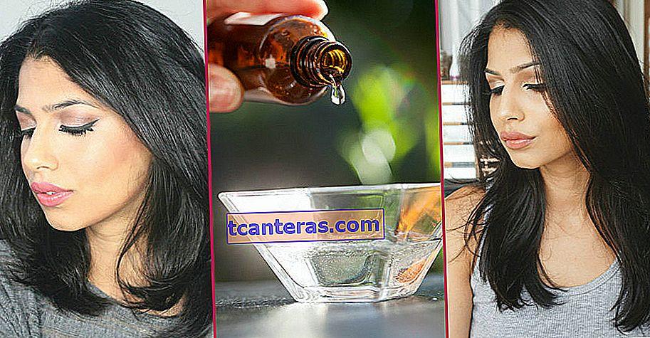 El milagro que beneficia al cabello desde el estómago hasta el cuerpo de la cabeza a los pies: aceite de sen