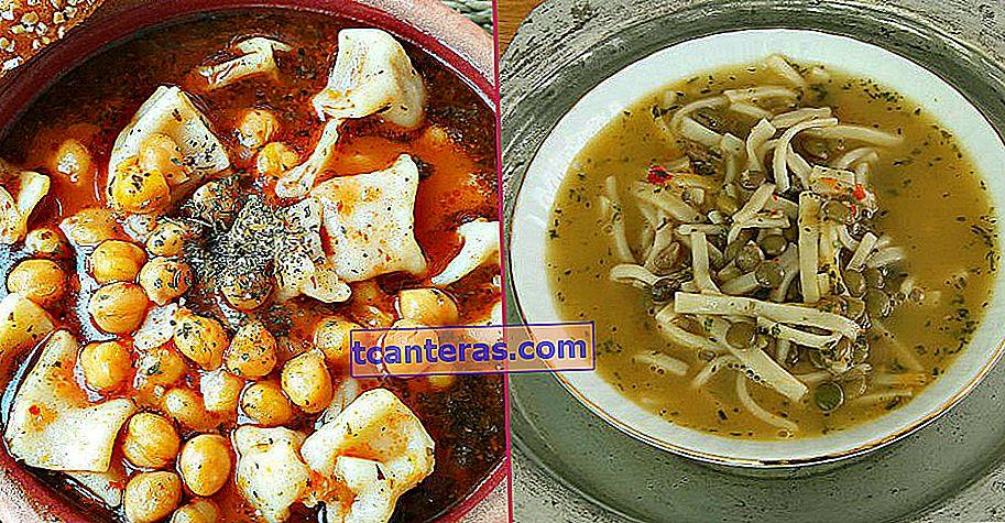 10 ситних і цілющих рецептів супів, з якими вам слід зустрітись з різних місць
