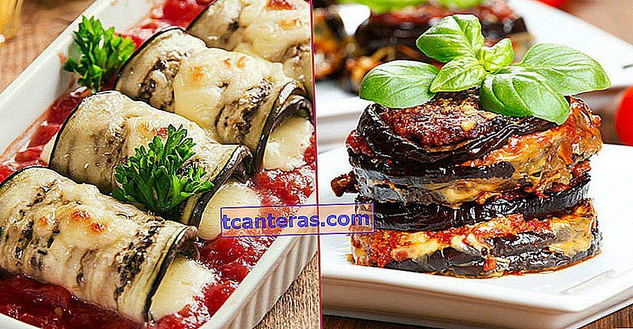 17 deliciosos platos de berenjena que demuestran que la berenjena puede convertirse en una obra maestra incluso sin carne