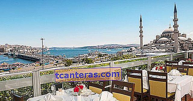 11 високоякісних іфтарних місць, де ви зможете подвоїти своє задоволення від іфтара з видом на Босфор