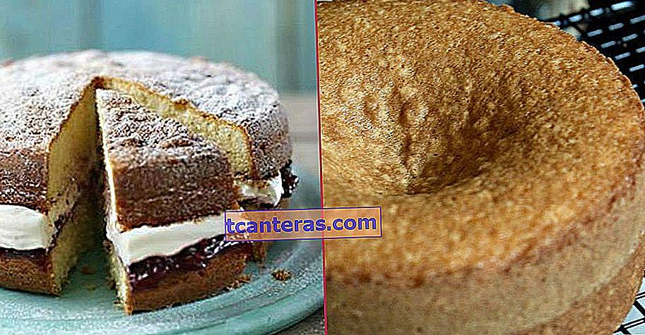 Більше розчарувань: чому торт не роздувається?