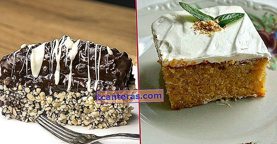 12 різних і вишуканих рецептів десертів з лісовими горіхами, які підбадьорять вас енергією, яку він отримує від фундука