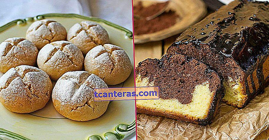 12 recetas fáciles que sorprenderán a quienes piensan que hornear pasteles es problemático