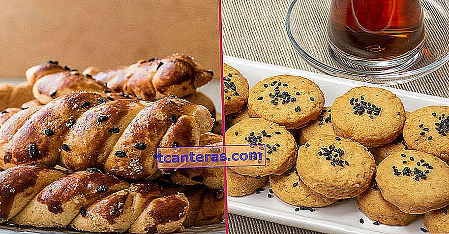 10 recetas de pastelería seca salada que no se nota en la pastelería con su sabor y no se rancia