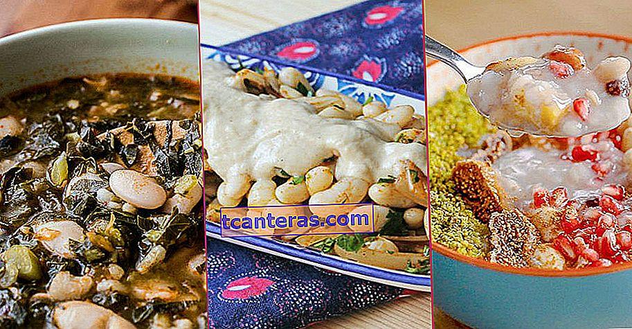 10 recetas diferentes que puedes hacer con frijoles secos que se ven geniales en las mesas de invierno