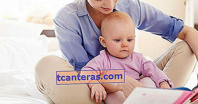 Cuando su pequeño está creciendo: desarrollo del bebé de 4 meses