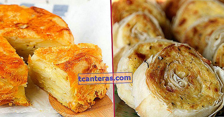 14 recetas de hojaldre de papa rellenas solo para tazas de cintura delgada
