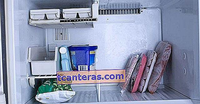 Felicidad al limpiar el congelador en 5 sencillos pasos