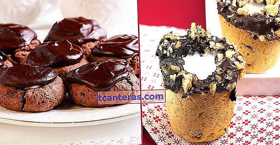 24 recetas de galletas diferentes que todos los que prueben te pedirán que las prepares