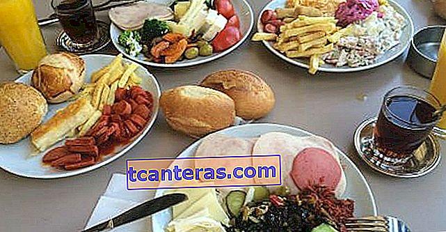 15 lugares para desayunar en Ankara que pueden demostrar la belleza de su desayuno incluso con bagel turco