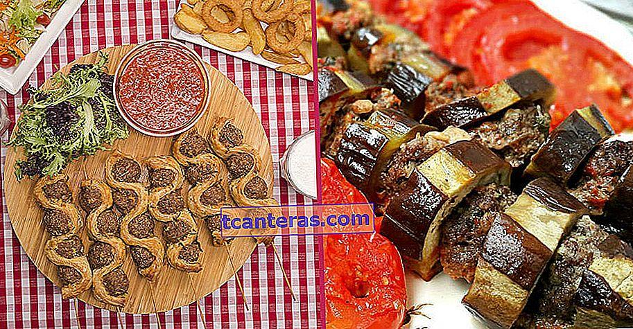 13 recetas de brochetas deliciosas y diferentes que se adaptarán a la temporada de picnic