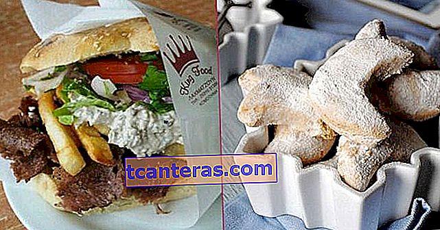 12 deliciosas comidas conocidas solo por inmigrantes griegos y turcos de Tracia occidental