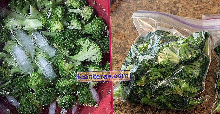Comer con placer es posible todo el año: ¿Cómo almacenar el brócoli en el congelador en 4 sencillos pasos?