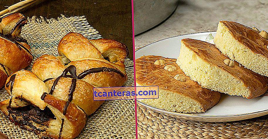 12 recetas de pastelería dulce diferentes y deliciosas que todos deberían conocer a la vez