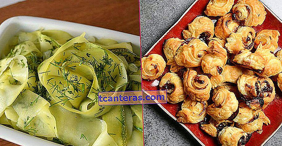 14 recetas que incluso aquellos que no tienen talento para cocinar pueden preparar fácilmente