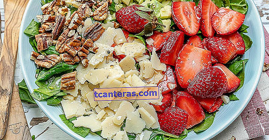 La dieta más colorida del verano, que se dice que pierde 2 peso en 4 días: la dieta de la fresa