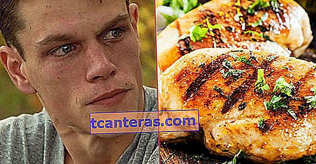 La historia de los Oscar de Matt Damon, que perdió 27 de peso con solo comer pechuga de pollo todos los días