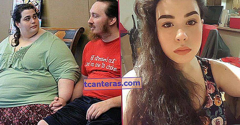 7 mujeres que perdieron al hombre que amaban después de perder peso en el programa de vidas pesadas