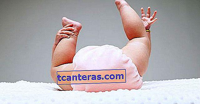 Cuando su pequeño está creciendo: desarrollo del bebé de 1 mes