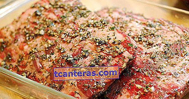 5 salsas para marinar especiales para el mejor sabor de las carnes rojas