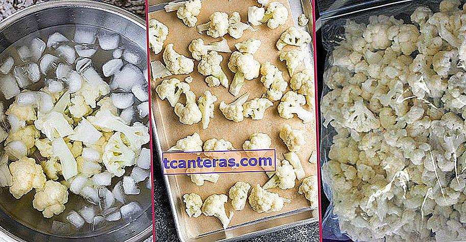 Ніколи не темно, зберігайте свіжість протягом 1 року: Як зберігати цвітну капусту в морозильній камері?