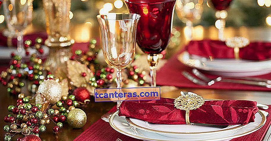 Para los que quieren dar la bienvenida a sus seres queridos en casa: ¿cómo preparar una mesa de año nuevo?