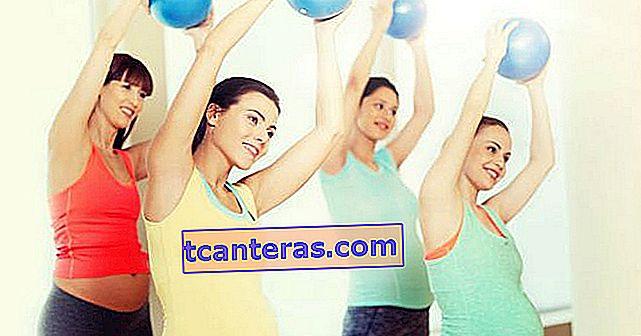 Porque necesitas cuidar tu cuerpo: ¿Cómo hacer ejercicios de Pilates para embarazadas en casa?