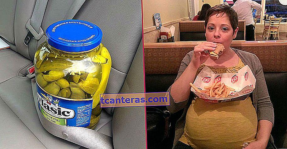 12 fotos brutales de lo que realmente atraviesan los hombres embarazadas