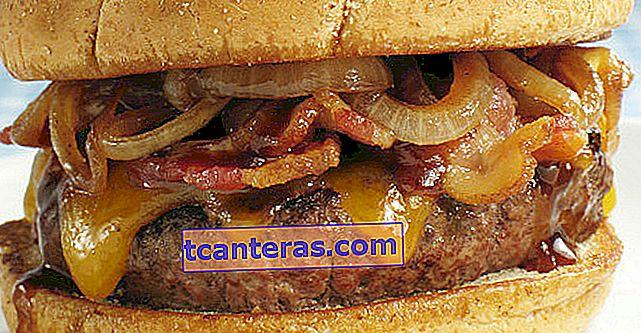 14 recetas de hamburguesas caseras que convertirán la cocina en la mejor hamburguesa de la ciudad