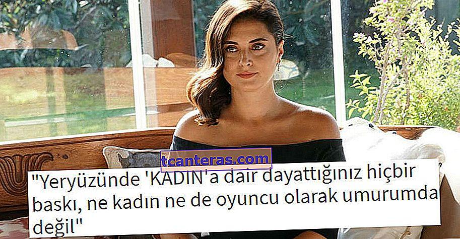 La legendaria respuesta que Aslıhan Gürbüz da a sus seguidores que critican su peso