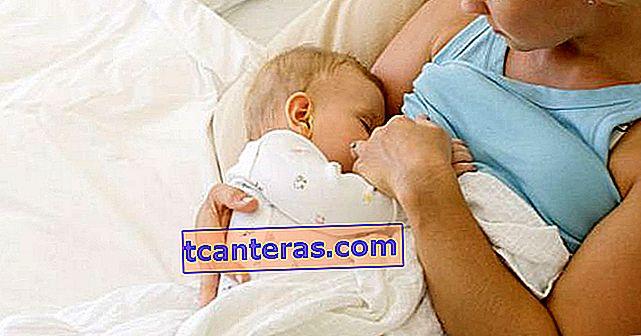 Un tema sensible: ¿cuándo y cómo destetar al bebé?