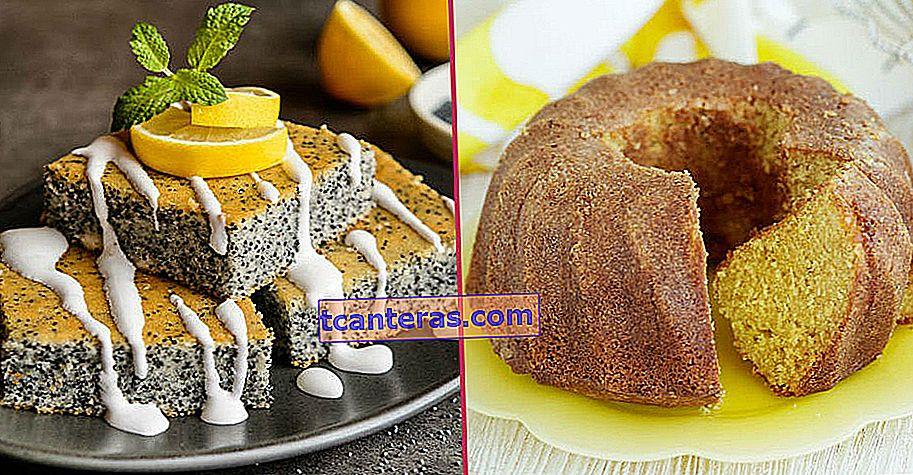 13 recetas de tarta de limón que sorprenderán a todos mientras su fragancia envuelve la casa