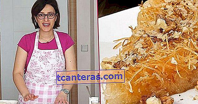 La cocina de Kevser: ¡Blogger de Hamarat que probó la receta de Yemek.com y filmó su video!