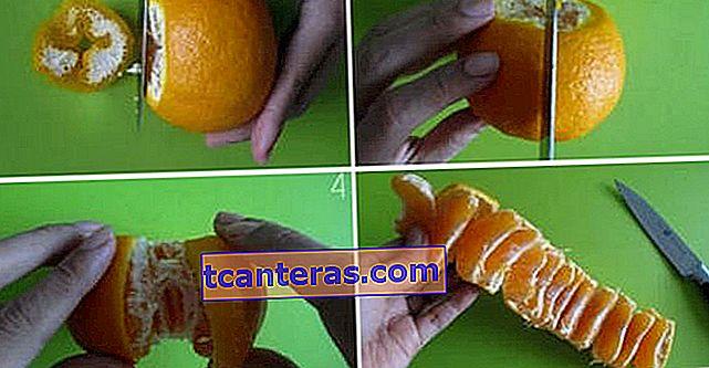 10 métodos que nunca antes había probado para cortar frutas fácilmente