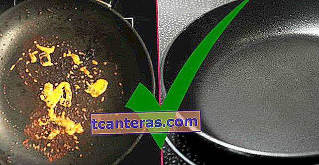 Cualquiera de los remedios para el miedo a los arañazos: ¿cómo limpiar la sartén de teflón?