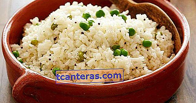 Puntos muy importantes a considerar antes de calentar y comer las sobras de arroz