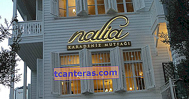 El lugar cuya comida huele a Ayder Plateau: Nalia Black Sea Cuisine