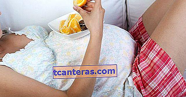 Alimentos para comer durante el embarazo