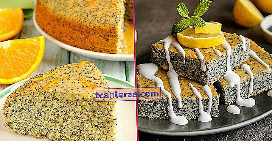 10 смачних рецептів тортів з маком, які змусять вас забути всі тістечка, які ви коли-небудь робили