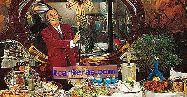 13 hechos surrealistas sobre el libro de cocina reimpreso de Salvador Dalí