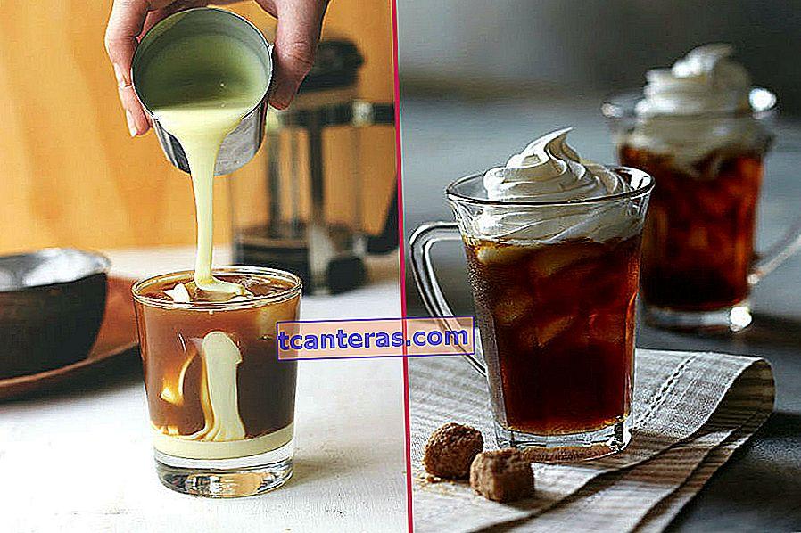 8 delicioso café helado que debes encontrar y beber antes de morir