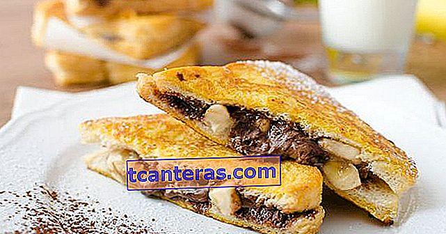 Prueba de que las tostadas no solo se comerán en el desayuno 13 recetas de tostadas para cada momento