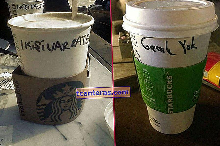 27 prueba de que los Starbucks de la ciudad natal son tan originales como la gente de la patria