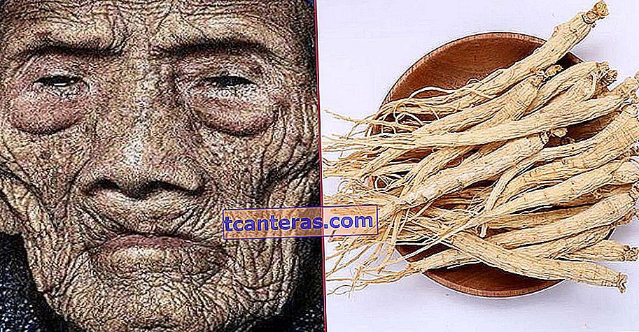 Los sorprendentes secretos nutricionales del hombre que supuestamente vivió hasta los 256 años