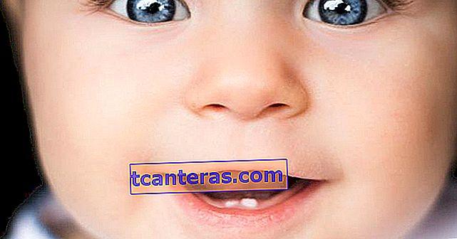 Симптоми прорізування зубів у немовлят: що робити?