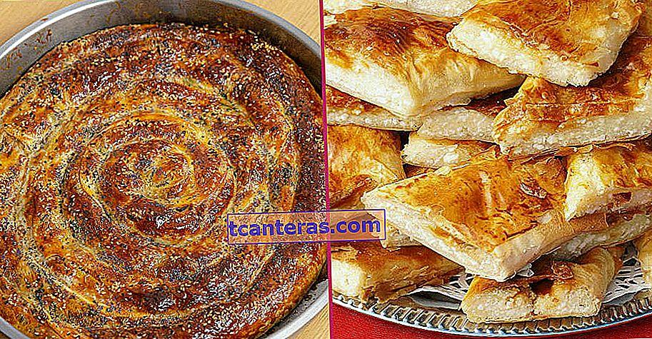 12 recetas de repostería festiva que harán que los comensales sean tan felices como el baklava casero