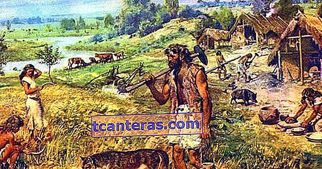 Los hábitos alimenticios de las personas en la Primera Edad donde no había restaurantes a la vuelta de la esquina